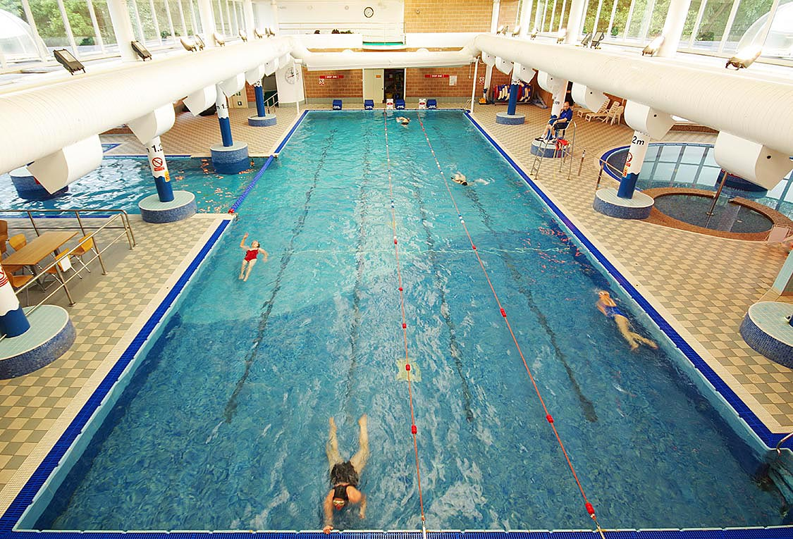 Active northumberland ponteland leisure centre for Swimming pool gallery