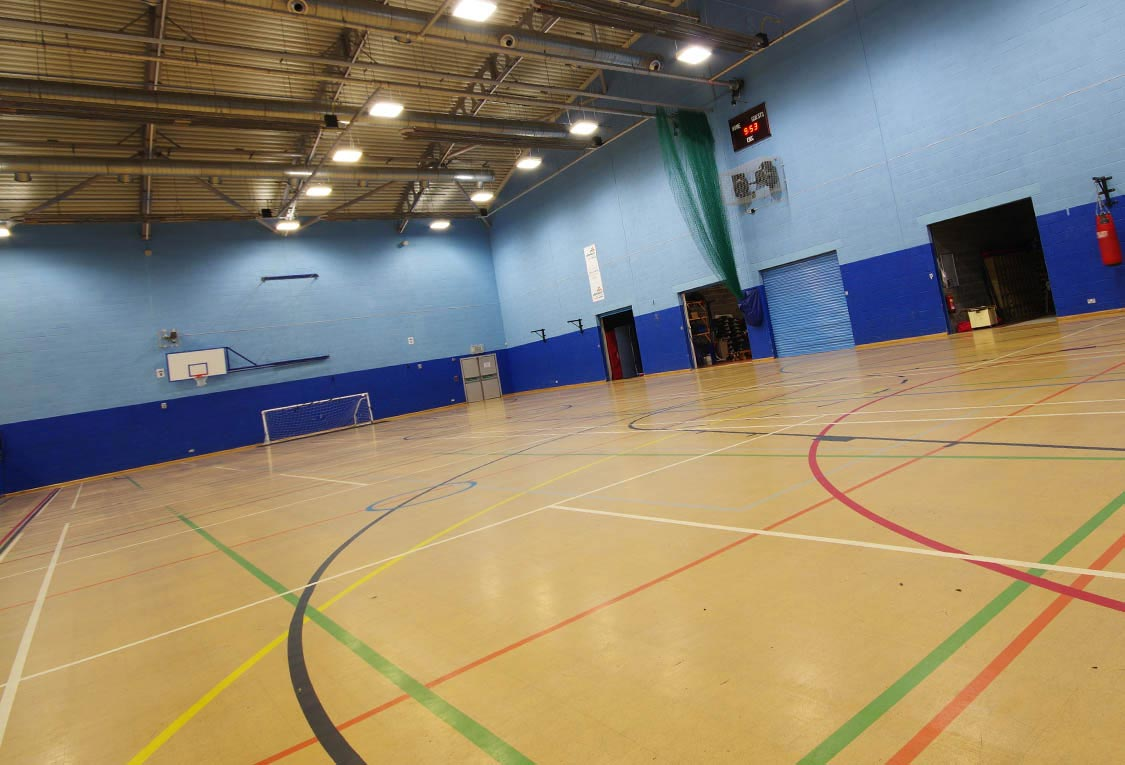 Active Northumberland Willowburn Sports And Leisure