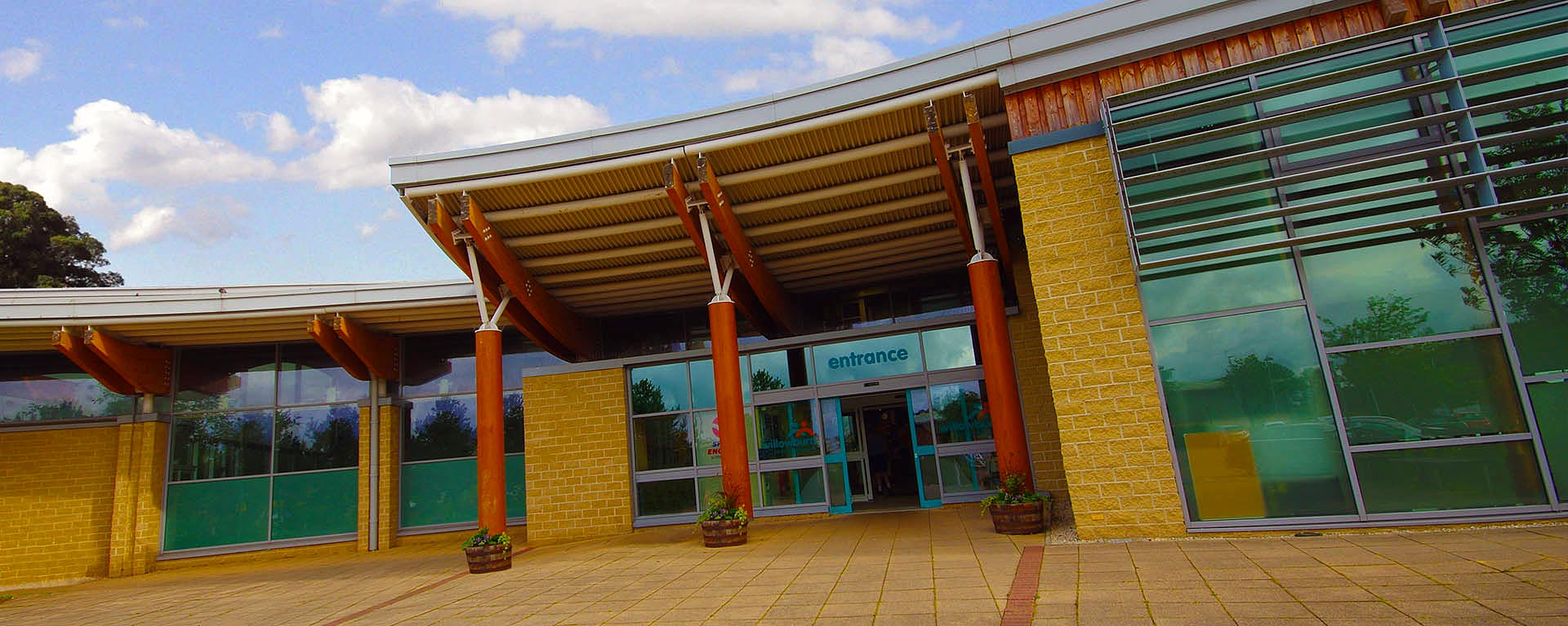 Willowburn Sports and Leisure Centre, Alnwick
