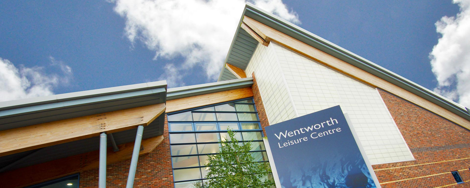 Wentworth Leisure Centre, Hexham