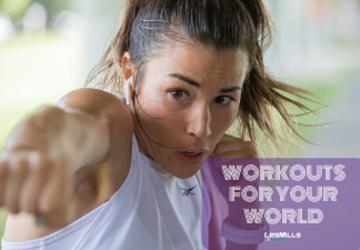 Workouts for your world