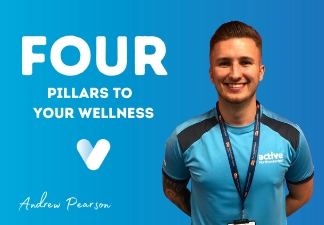 4 Pillars to Your Wellness