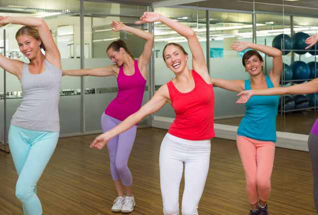 Join in Blyth's Zumbathonfor Charity!