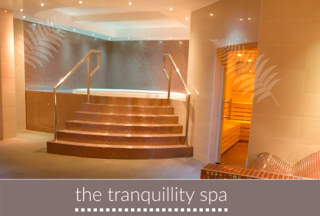 welcome to the tranquillity spa