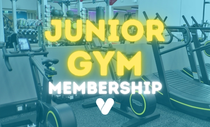 junior membership for only 49p per day