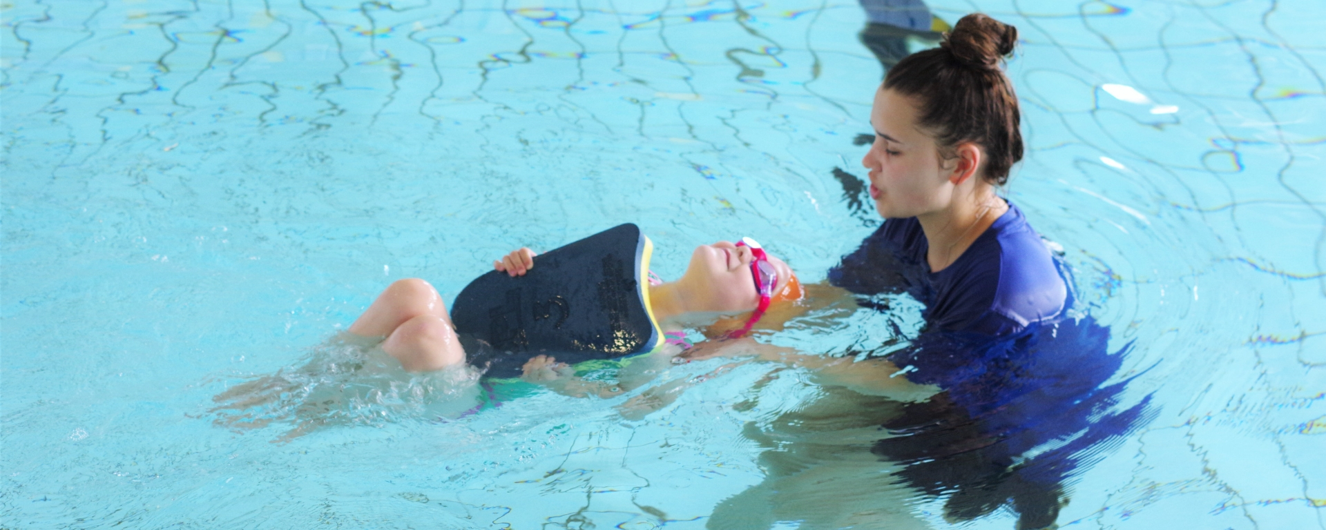 Local girls qualify as Wentworth swimming instructors