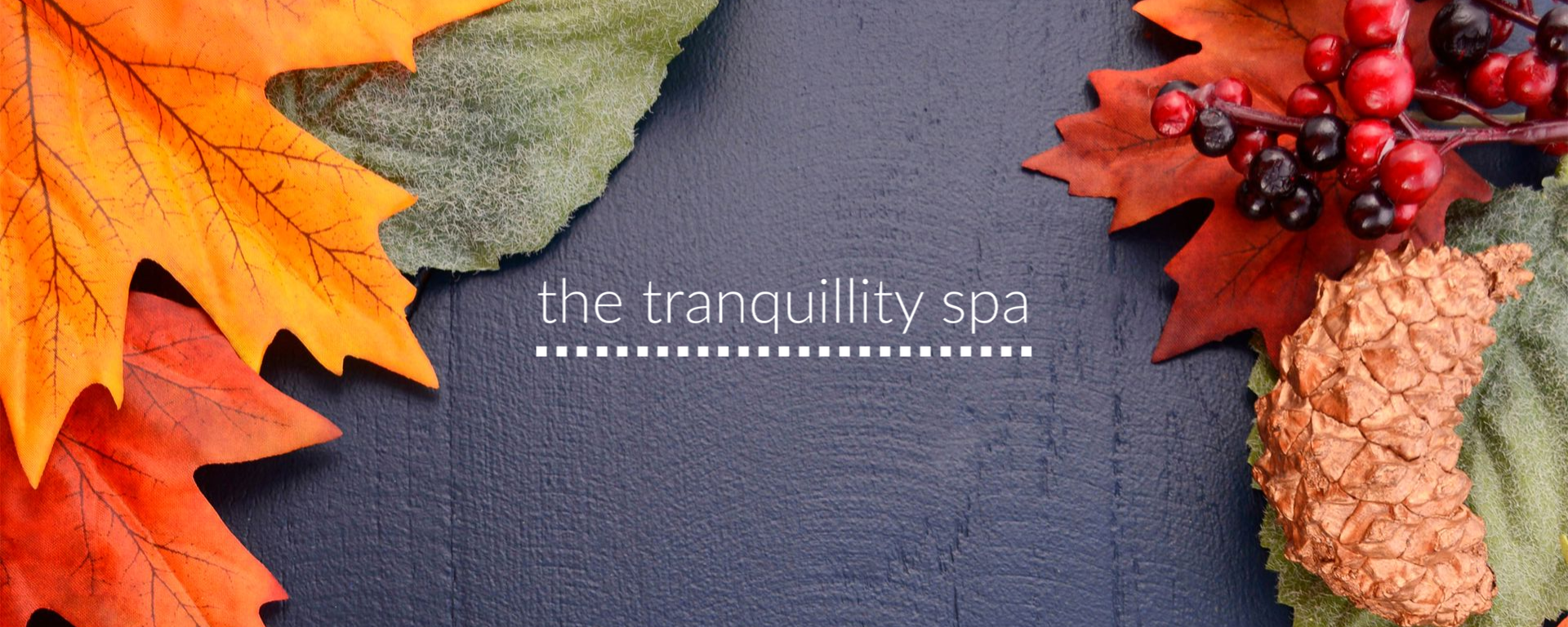 Autumn/Winter Spa Offers