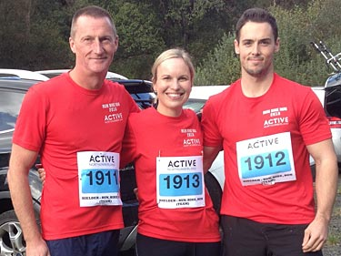 Active Northumberland Competition Winners Conquer Kielder