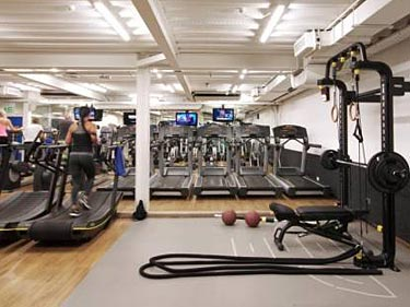 Revamped gym for Ponteland Leisure Centre opens to public