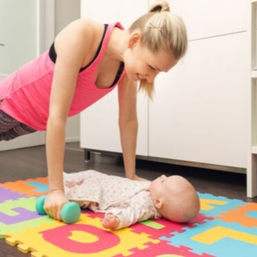 New mother and baby exercise class starts at Prudhoe