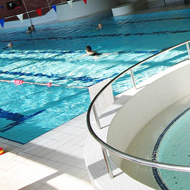 Swan Centre - Temporary Pool Closure