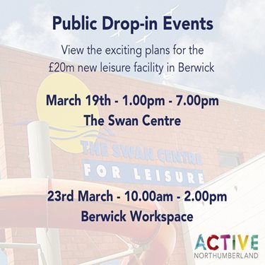 Berwick Public Drop-in